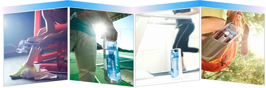 iWater помогает вывести из организма продукты метаболизма и препятствует застою жидкости в нём